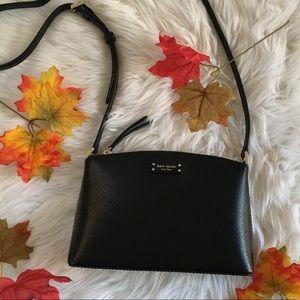 Kate Spade black crossbody bag